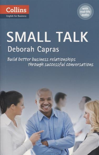 Capras D. Small Talk B1 парктроник parkmaster vss 4r 01 b1