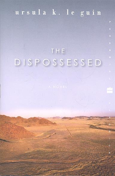 Guin U. The Dispossessed. A novel cosmo coral ball 3014