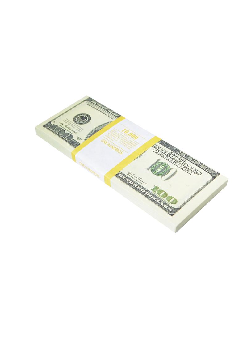 Блокнот пачка 100 $ (Мастер)