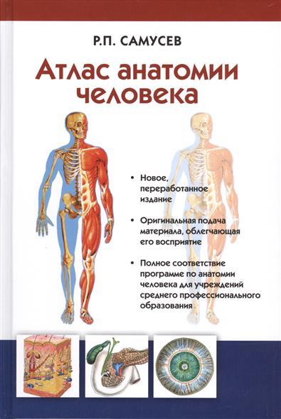 Самусев Р. Атлас анатомии человека самусев р атлас анатомии человека