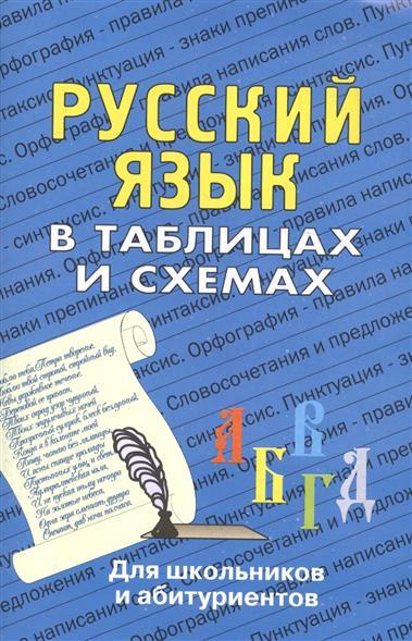 Русский язык в таблицах и схемах Для школ. и абит.