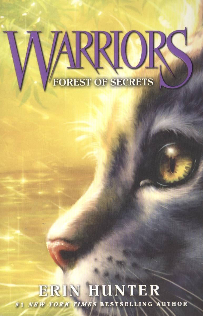 Hunter Е. Warriors #3: Forest of Secrets nikko машина nissan skyline gtr r34 street warriors 1 10 901584 в перми