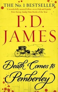 James P. Death Comes to Pemberley тени для век catrice glam