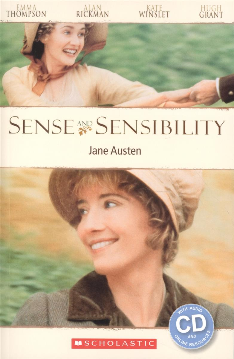 Austen J. Sense and Sensibility. Level 2 (+CD) sense and sensibility j austen