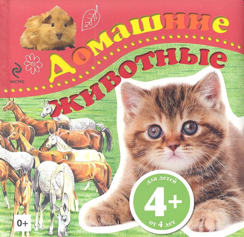 Травина И. Домашние животные ISBN: 9785699585854