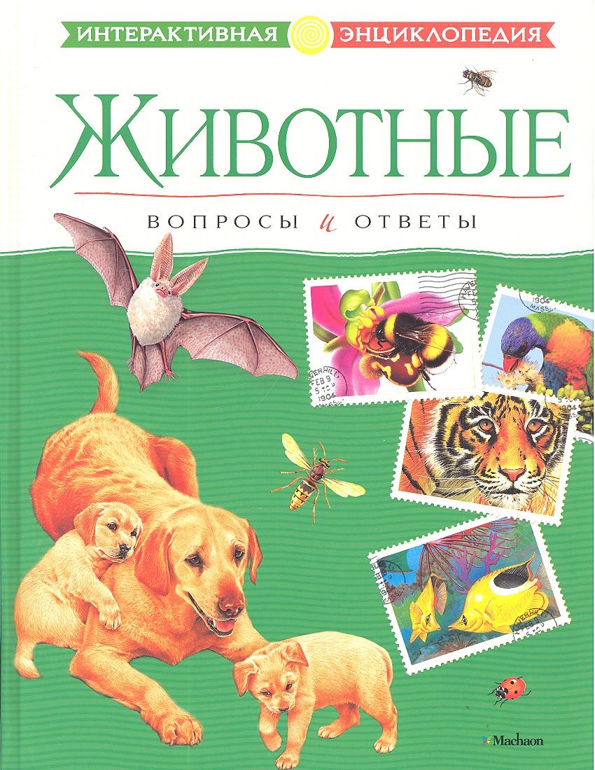 Цыпилева Е. Животные. Вопросы и ответы