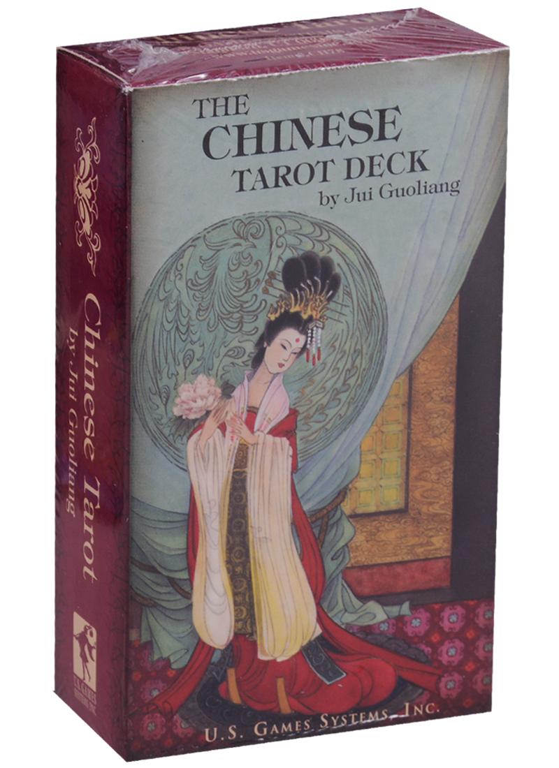 Guoliang J. Chinese Tarot / Китай Таро (карты + инструкция на английском языке) the classic tarot карты