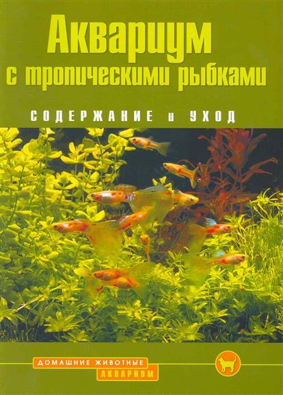 Аквариум с тропическими рыбками Содержание и уход
