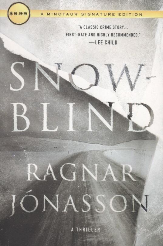 Jonasson R. Snowblind