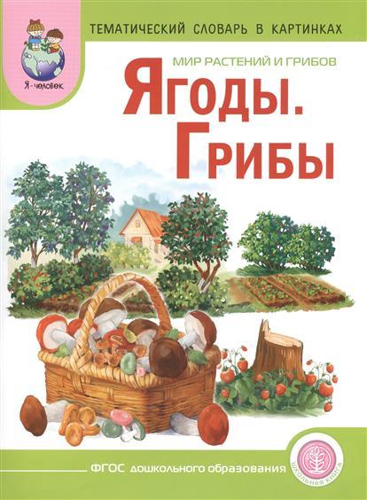 Мир растений и грибов: Ягоды. Грибы