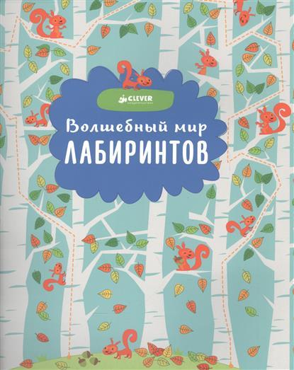 Робсон К. Волшебный мир лабиринтов (5+)