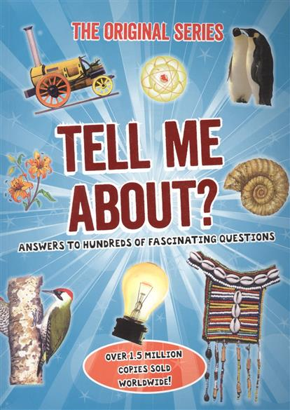 Tell Me About? ISBN: 9780753728048 tell me who
