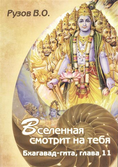Рузов В. Вселенная смотрит на тебя. Семинар по 11-й главе Бхагавад-гиты цена