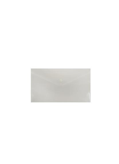 "Папка-конверт ""Travel"" на кнопке пластик 0,18мм, ассорти, Tramix"