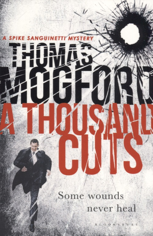 Mogford T. A Thousand Cuts сумка a thousand step sand a270 2015