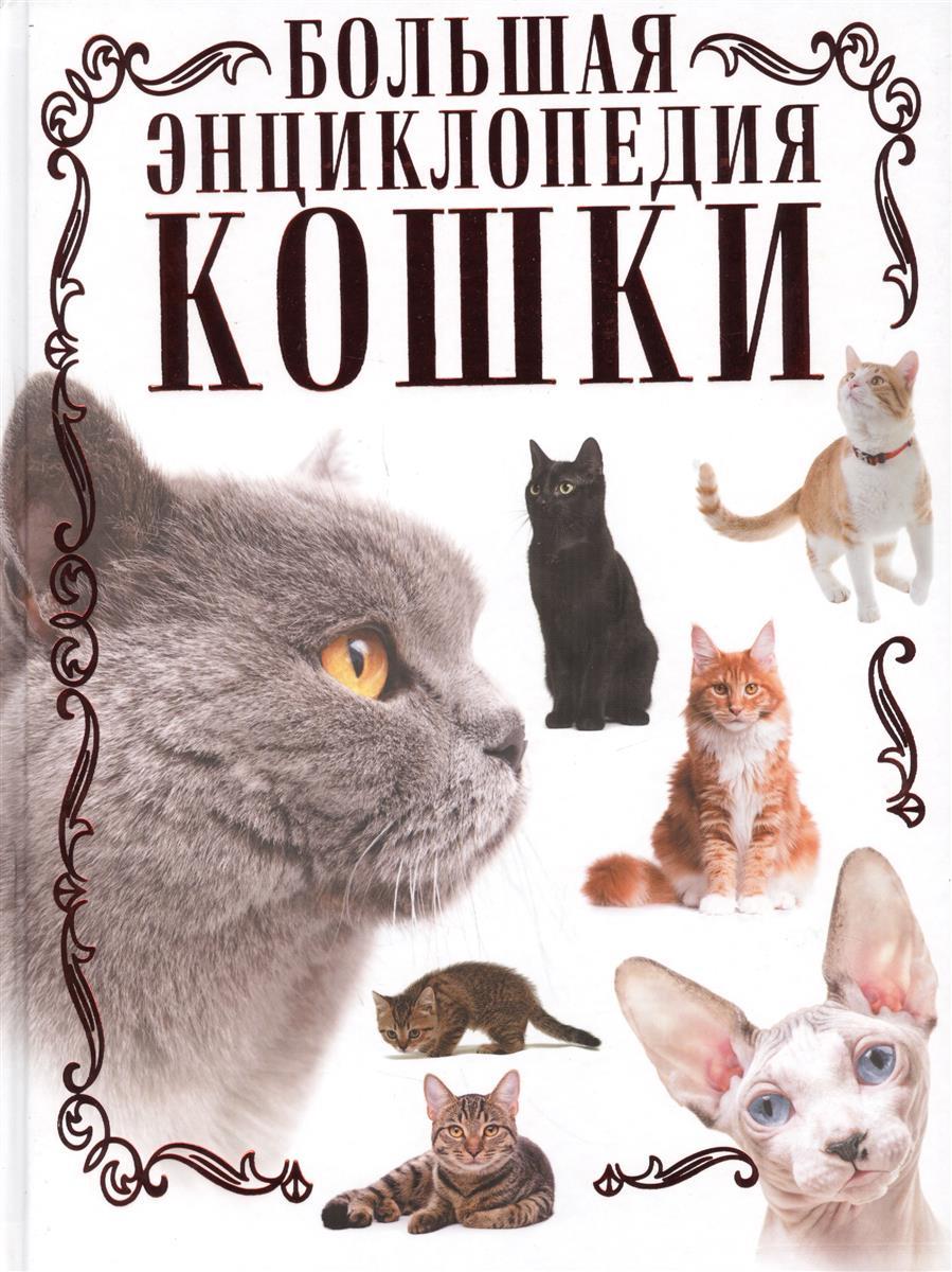Большая энциклопедия кошки