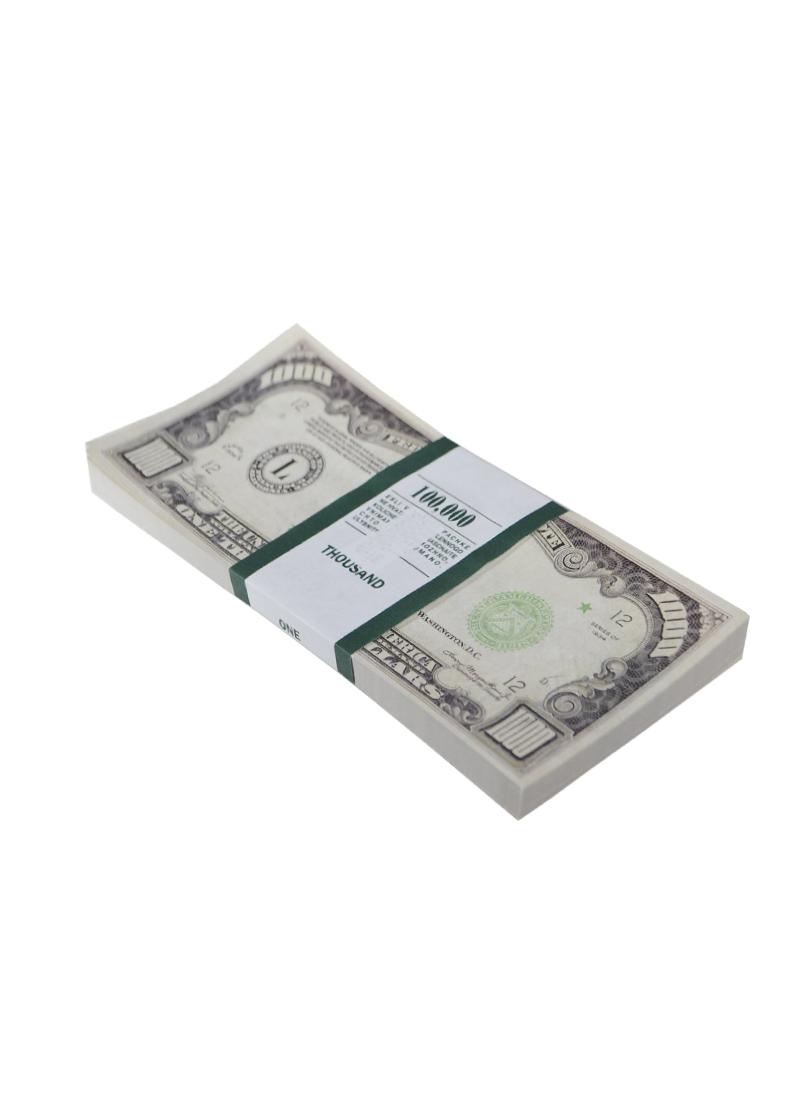 Сувенирные банкноты 1000 долларов (AD0000121) (Мастер)