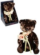 Мягкая игрушка Медведь БернАрт коричневый (30 см)
