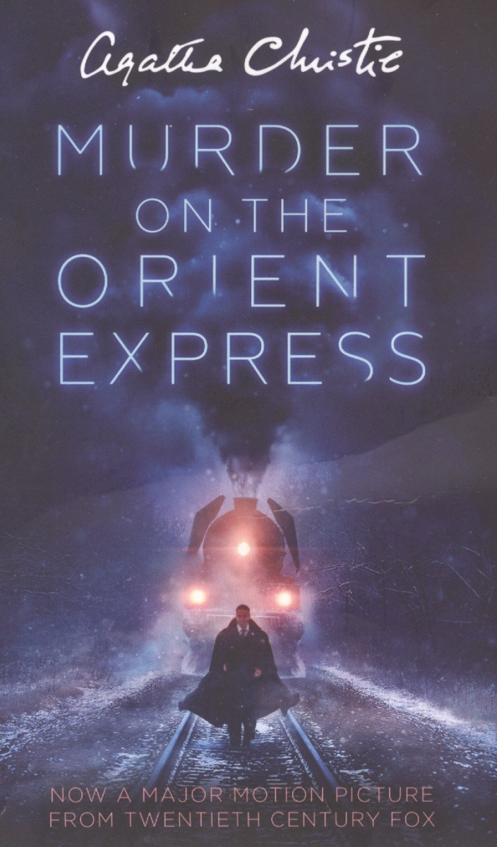 Christie А. Murder on the Orient Express the murder wall