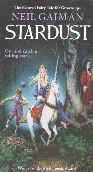 Gaiman N. Stardust gaiman n american gods [tv tie in]
