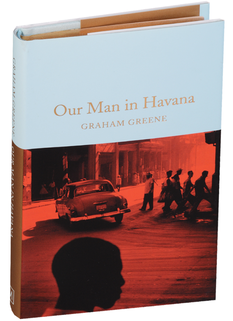 Greene G. Our Man in Havana graham greene graham greene collected essays