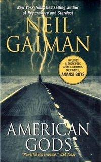 Gaiman N. American Gods gaiman n rags