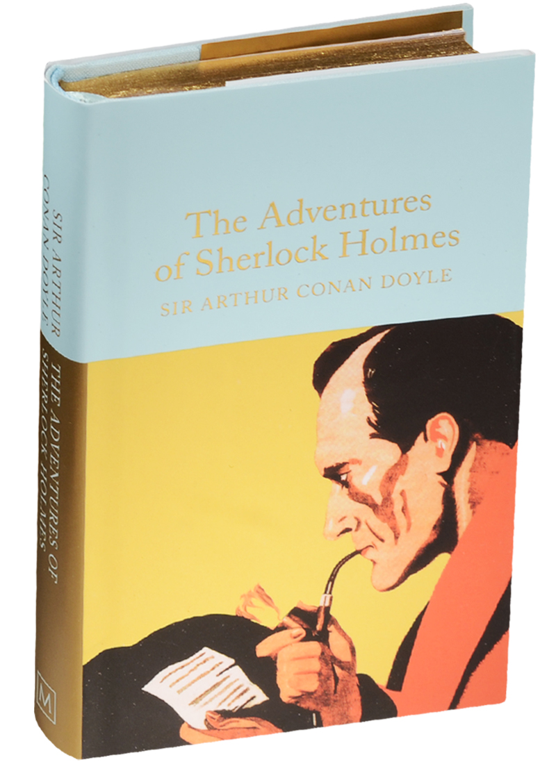 Doyle A. The Adventures of Sherlock Holmes doyle a c study in scarlet