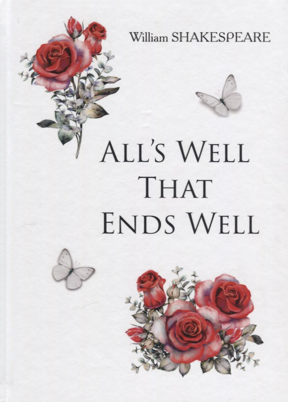 Shakespeare W. All's Well That Ends Well original 32s19iw 715g3364 m01 000 004k tpt315b6 l01 used disassemble