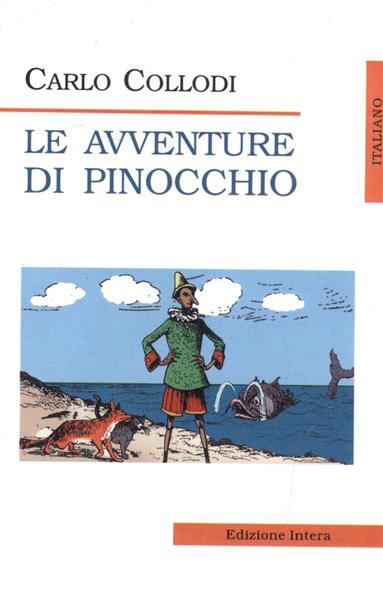 Collodi Le avventure di Pinocchio