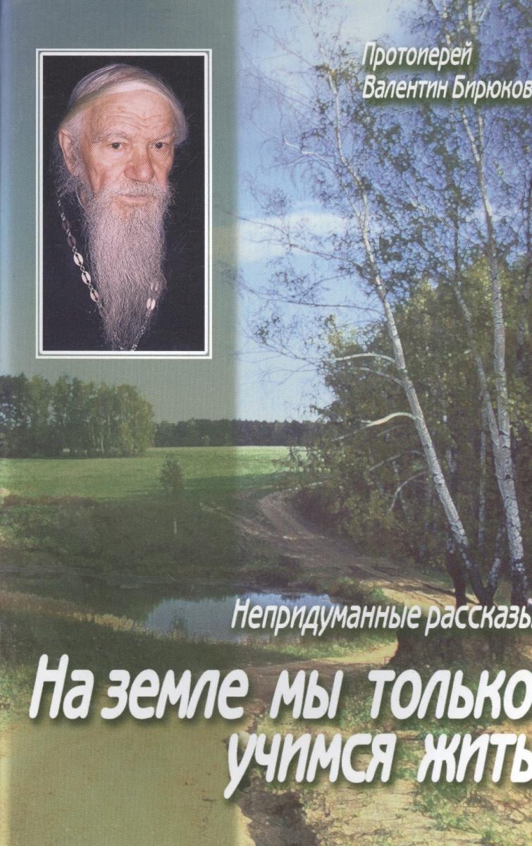 Протоиерей Валентин Бирюков На земле мы только учимся жить. Непридуманные рассказы