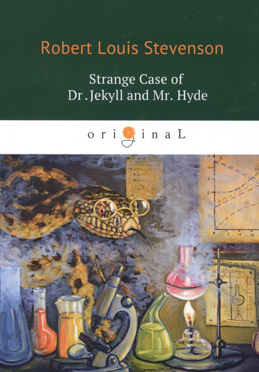 Stevenson R. Strange Case of Dr. Jekyll and Mr. Hyde стивенсон р the strange case of dr jekyll and mr hyde книга для чтения на английском языке