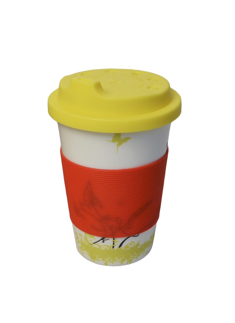 Чашка Флора в ассортименте (ГелиоМаг)