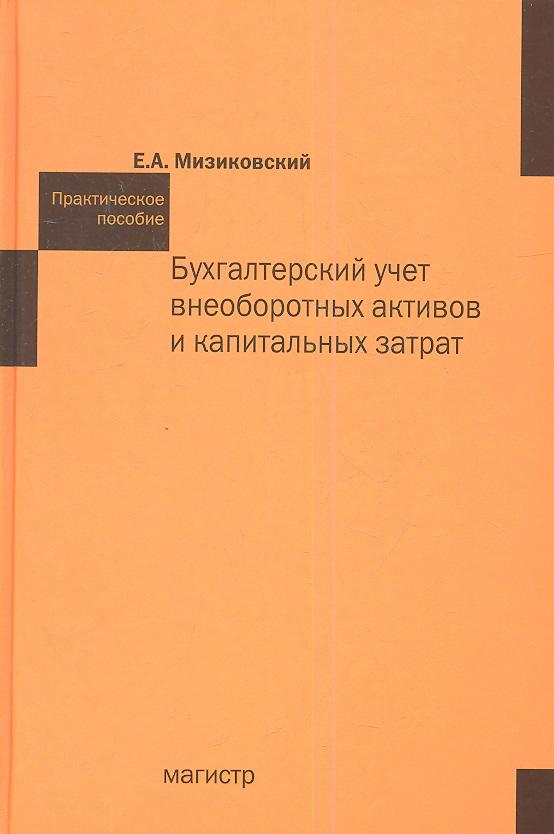 Мизиковский Е. Бухгалтерский учет внеоборотных активов и капитальных затрат. Практическое пособие