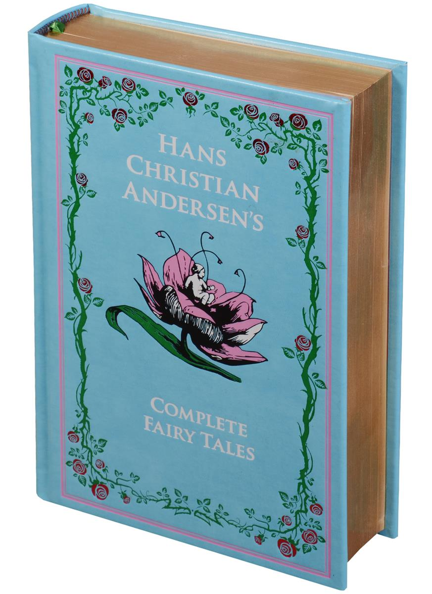 Andersen H. Hans Christian Andersen. Complete Fairy Tales hans christian andersen the complete fairy tales