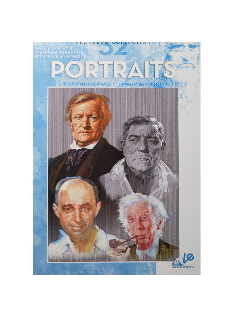 Портреты / Portraits (№32) ISBN: 9788881720316 контрасты осязаемого времени портреты размышления
