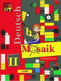 Немецкий язык Мозаика 2 кл. Р/т Б