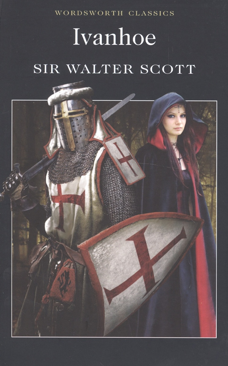 Scott W. Ivanhoe (мягк) (Wordsworth Classics) Scott W. (Юпитер) scott w  ivanhoe  книга на английском языке