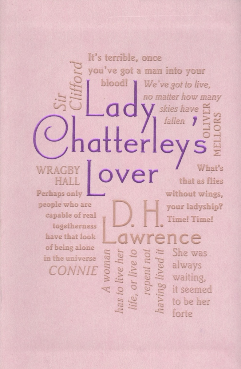 Lawrence D. Lady Chatterley's Lover lawrence d sons