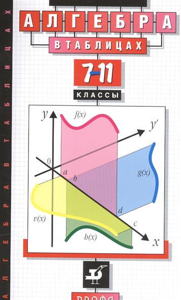 Званич Л.: Алгебра в таблицах. 7-11 классы. Справочное пособие
