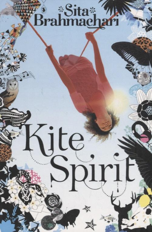 Brahmachari S. Kite Spirit kite kite городской рюкзак urban 3 синий