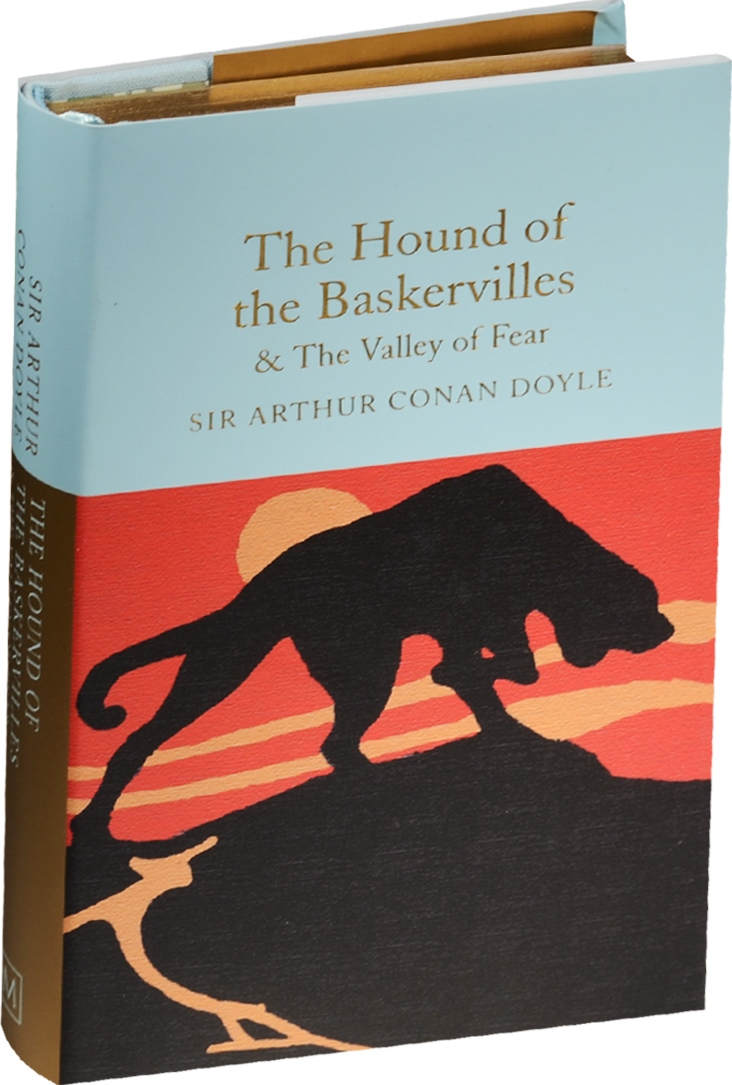 Doyle A. The Hound of the Baskervilles & The Valley of Fear doyle a the hound of the baskervilles