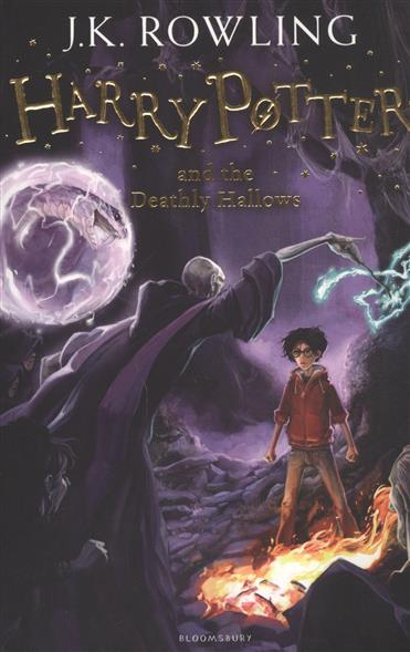 Rowling J. Harry Potter and the Deathly Hallows rowling j harry potter and the philosopher s stone ravenclaw editionhardcover