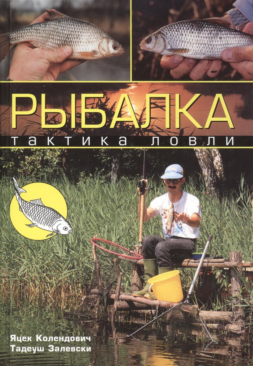Рыбалка. Тактика ловли