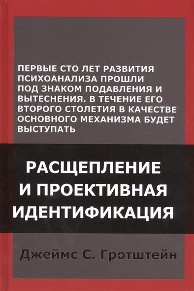 Гротштейн Д. Расщепление и проективная идентификация сьюзен янг идентификация