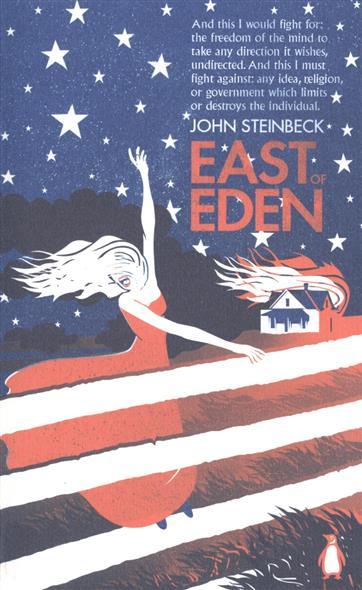 Steinbeck J. East of Eden west of eden