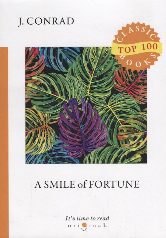 Conrad J. A Smile of Fortune conrad j within the tides