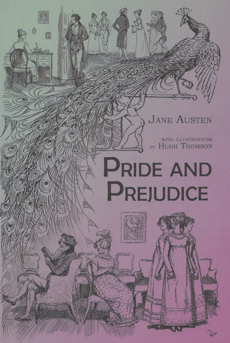 Austen J. Pride and Prejudice ISBN: 9785519489829 pride and prejudice vintage classics austen series