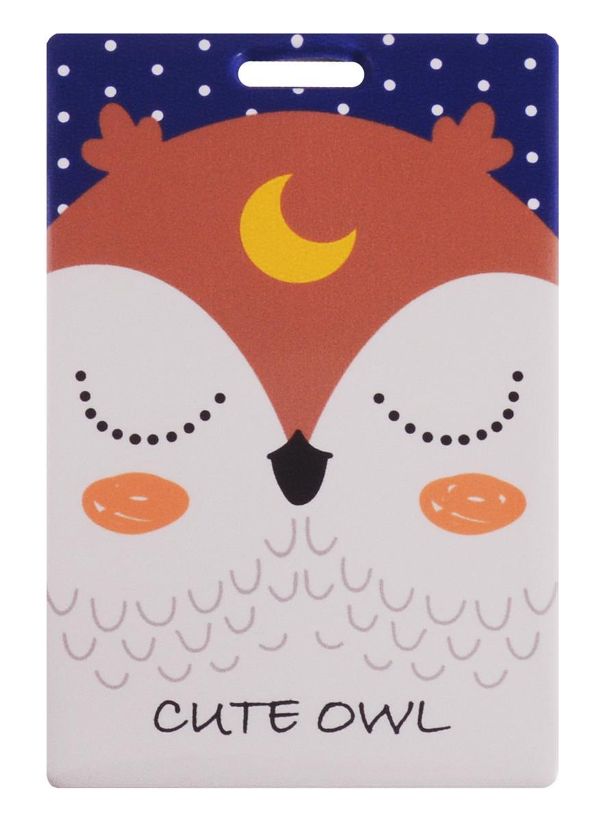 Чехол для карточек Cute Owl