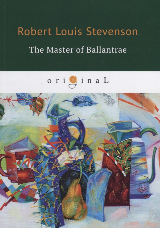купить Stevenson R. The Master of Ballantrae по цене 480 рублей