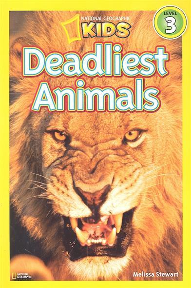 Deadliest Animals Lev.3